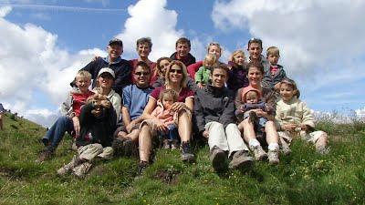 Toute la famille à Saint Jean d'Arves